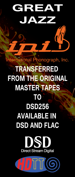 HD Tape Transfers - Jazz in DSD