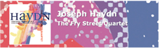 The Fry Street Quartet - Joseph Haydn String Quartets