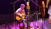 Keith Greeninger Performing Live and Heard Streaming on DSD at Primeseat